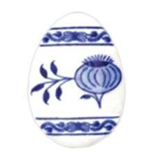 Velikonoční ozdoba - vajíčko - zápich